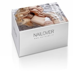 Kit Base Acrilico Nailover